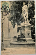 238 - SANARY - Statue De Marine - Sanary-sur-Mer