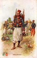 Zouave Du 3e Régiment Par Léon Hingre - Regimenten