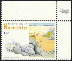 Namibia 2007 Honey Comb And Bee Wax Collection MNH Fauna , Bees, Insect, Honeycomb (**) - Honeybees