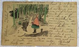 Le Journal -la Poupée Modèle- Le Petit Chaperon Rouge-698 - Sin Clasificación
