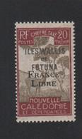 Wallis Et Futuna Taxe N° 30 Neuf * - Postage Due