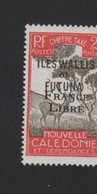 Wallis Et Futuna Taxe N° 35 Neuf * Gomme Tropicale - Postage Due