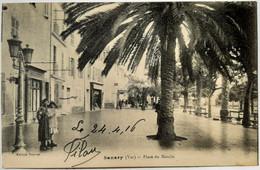 SANARY - Place Du Marché - Sanary-sur-Mer