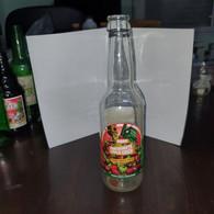 Israel-Apple Pomegranate Liquor-beer Crapat-(330ml)-(4.5%)-bottles-used - Other Bottles