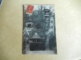 Dept 92 Robinson Le Grand Arbre  ' écrite + Timbre 1917 - Le Plessis Robinson
