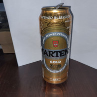 BELGIEM-MARTENS-gold- Cans Beer-(6.5%)-(500ml) - Cans