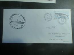 DESTOCKAGE- TAAF  BELLE  LETTRE 1998  TERRES AUSTRALES ET ANTARTIQUES-  TBE- - Covers & Documents