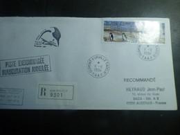DESTOCKAGE- TAAF  BELLE  LETTRE 1994  TERRES AUSTRALES ET ANTARTIQUES-  TBE- - Covers & Documents