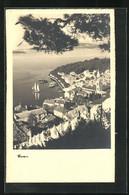AK Hvar, Ortspartie Mit Hafen - Croatia