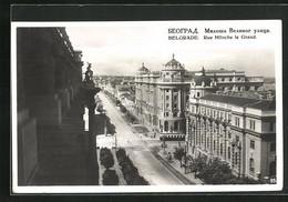 AK Belgrad, Rue Miloche Le Grand - Serbia