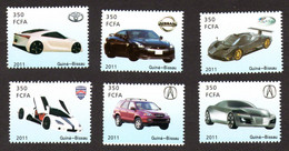 GUINE-BISSAU - Toyota - Nissan - Autos