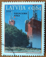 LATVIA LETTLAND 2018 - Ragaciema - SEA LIGHTHOUSE , Beacon  Used (o) - Latvia