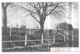 Saint Hubert Friedhof Zu St. Hubert Cimetière à St. Hubert. - Altri Comuni