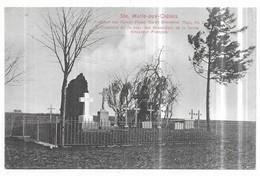 Sainte Marie Aux Chènes Friedhof Des Kaizer Franz Garde Grenadier Regt. N° 2. Cimetière Du 2e Régt. Des Grenadiers... - Non Classificati