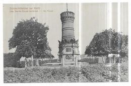 Saint Privat Schlachtfelder Bei Metz Das Garde-Corps-Denkmal St. Privat - Altri Comuni