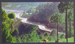 Picture POST CARD - Galliat At Northern Areas PAKISTAN, Unused Card By HBL - Pakistan