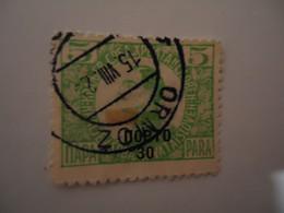 SLONENIA USED   STAMPS  1923  POSTMARK ORMOZ - Slovenia