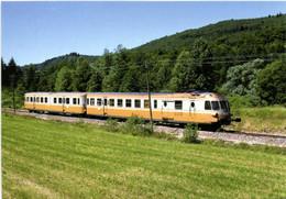 """Le X2737 """"R.G.O. 1""""assurant Le Train St Claude Lyon Perrache Passe à Martignat ( 01) RV - Other Municipalities"""