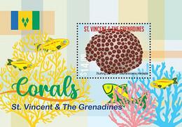 St.Vincent 2020  Corals   I202104 - St.Vincent & Grenadines