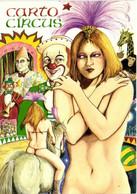 Le Cirque Illustré Par Serge Morgère CARTO CIRCUS  RV - Circus