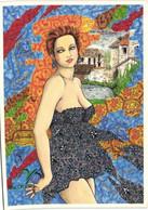 """S MOGERE  """"Année MOZART"""" 3e Festival De La Carte Postale 25 26 Mai 1991 Enghien Les Bains RV 2000 Ex - Collector Fairs & Bourses"""