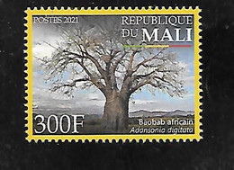 TIMBRE NEUF DU MALI DE 2021 - Mali (1959-...)
