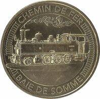 2020 MDP165 - SAINT-VALERY-SUR-SOMME - Chemin De Fer 3 (030T) / MONNAIE DE PARIS 2020 - 2020