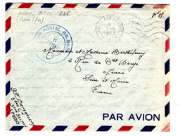 45911 - DU S.P.  88663 D'ORAN - War Of Algeria