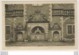 AK  Darmstadt Partie Im Schlosshof 1912 - Darmstadt