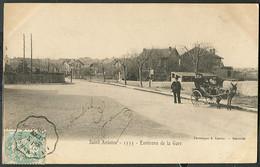 CP 13 Marseille / Saint Antoine - Environs De La Gare 1905 - Quartieri Nord, Le Merlan, Saint Antoine