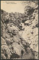 CP 13 Marseilleveyre - Dans Le Malvallon - Quartiers Sud, Mazargues, Bonneveine, Pointe Rouge, Calanques