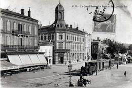 ALBI  Le Grand Bazar La Poste Et La Lice Du Sud RV - Albi