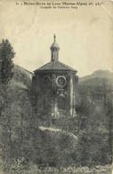 Notre Dame De Laus (Hautes Alpes ) Alt 930 M Chapelle Du Precieux Sang - Otros Municipios