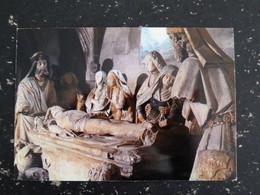CHAMBERY - SAVOIE - Eglise De Lemenc La Mise Au Tombeau En Pierre De Seyssel - Chambery