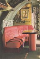 CPA - Super Constellation - Compagnie Panair Do Brasil - Le Bar - 1946-....: Moderne