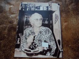 """Doodsprentje/bidprentje   Mej. Godelieve """"Lieva"""" DE WINTER    Eine 1910 - 2002 Oudenaarde - Religión & Esoterismo"""