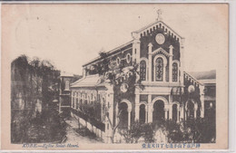 CPA-KOBE-église SAINT HENRI - Kobe