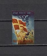 Deutsches Reich Denmark DNSAP Poster Cinderella Vignette Propaganda Postfrisch - Erinofilia