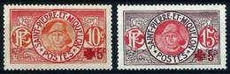 St. Pedro Y Miquelón Nº 105/6 Nuevo*/(*) - Unused Stamps