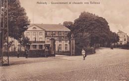 MALMEDY : Gouvernement Et Chaussée Vers Bellevue - Non Classificati