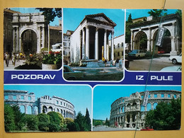 KOV 29-30 - PULA, Croatia, Istra, - Croatia