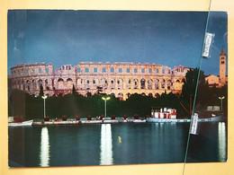 KOV 29-30 - PULA, Croatia, Istra, Arena, Amphithéâtre, Amphitheater, Ship, Navire - Croatia