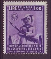 Italie Poste Aerienne Y&T N° 98 Neuf Sans Charnière - Luchtpost