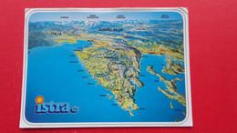 Istra:Novigrad,Rovinj,Rabac,Umag,Porec,Pula,Koper,Portorouz,... - Maps