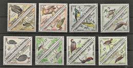 Mali Taxe 1963 YT 34/49 Oiseaux N** MNH - Mauritania (1960-...)