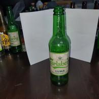 Israel-beer Bottle-carlsberg-luma-(5.2%)-(330ml)-used - Beer