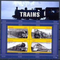 PALAU      (WER2064) - Trains