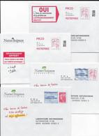 LABORATOIRE NATURAVIGNON -   Lot De 4 Enveloppes Différentes - PAP:  Varia (1995-...)