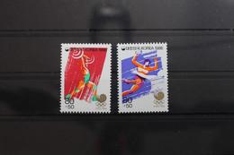 Südkorea 1477-1478 ** Postfrisch Olympische Spiele #RN276 - Corea Del Sur