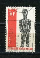 COTE D'IVOIRE : ART -  N° Yvert 286 Obli. - Ivory Coast (1960-...)